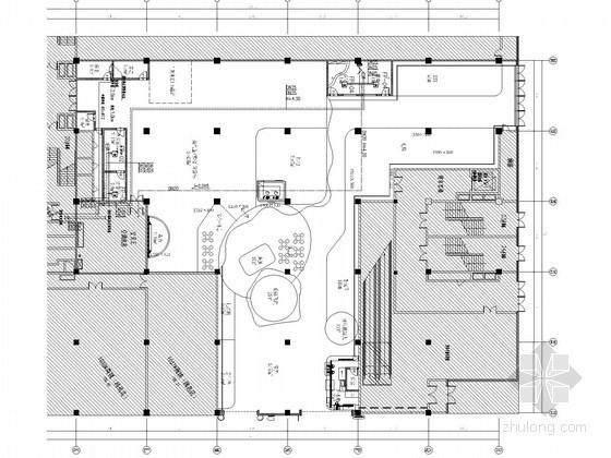 [河南]娱乐建筑空调通风及防排烟系统设计施工图
