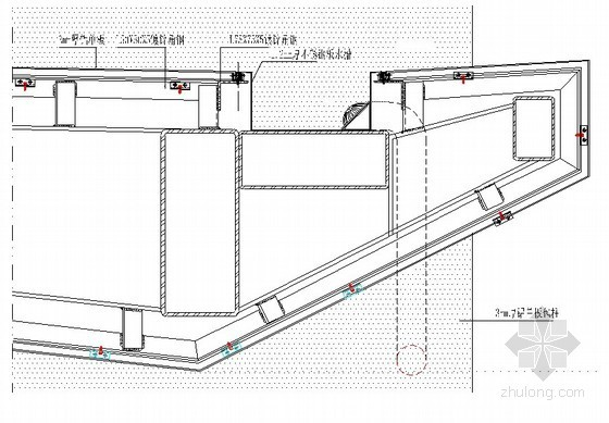 [北京]写字楼幕墙工程施工组织设计(玻璃、铝板幕墙)