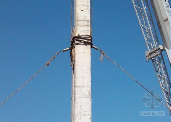 [QC成果]运用新型弹簧卸扣快速吊装预制柱的技术创新