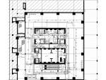 湖南51层超高层办公楼强电消防施工图(计算书)