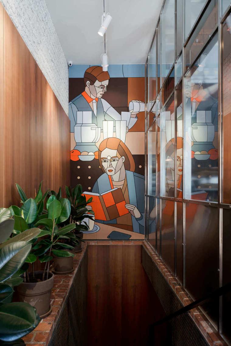 苏维埃时代现代主义酒馆-Students
