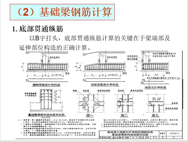 基础施工图识读与钢筋工程量计算_6