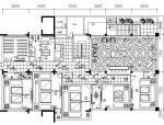 [张家港]豪华娱乐量版式KTV室内设计施工图