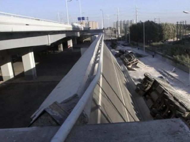 盘点近年中国重大桥梁垮塌事故