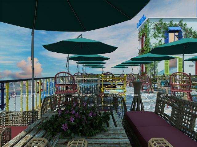 据说这是丹东最美的休闲度假民宿设计,快去瞧瞧-11二层观海露台.jpg