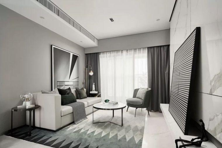 极简设计,阳光城·丽景公馆复式样板房