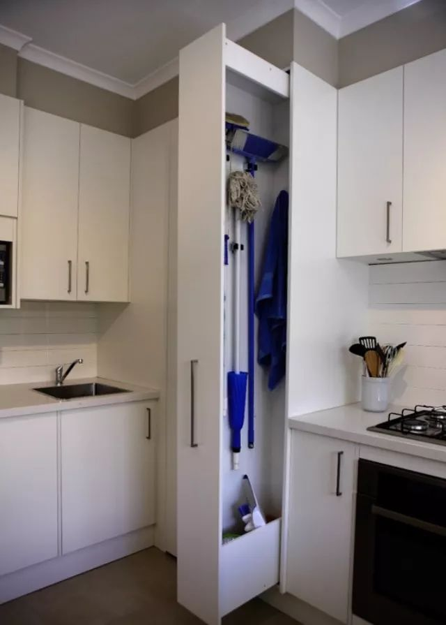 厨房这样做收纳,瞬间高大上!_20