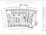 星巴克Starbucks咖啡馆连锁室内设计施工图(79张)