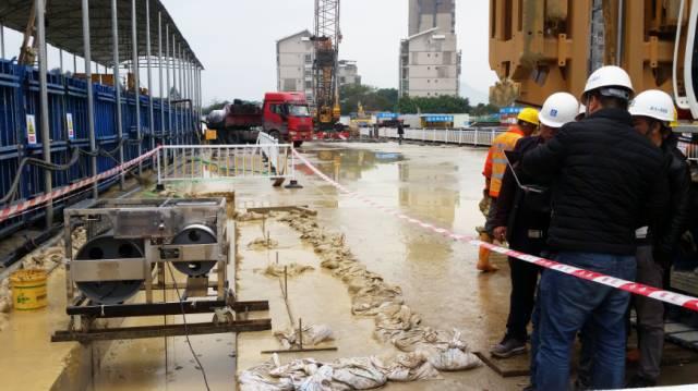 地下连续墙基坑支护施工实例_6