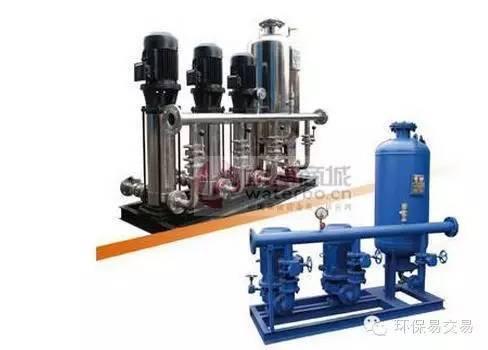 生活气压供水设备在变频给水设备应用中起什么作用?