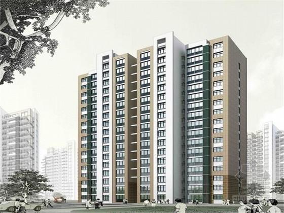 [山东]高层住宅楼工程监理规划(流程图丰富)