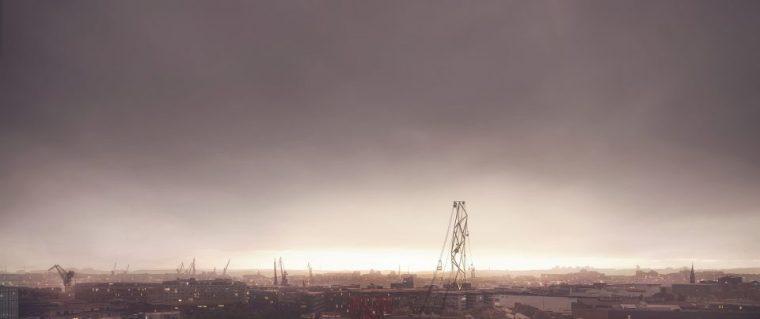 UNStudio赢得瑞典哥德堡缆车设计方案竞赛