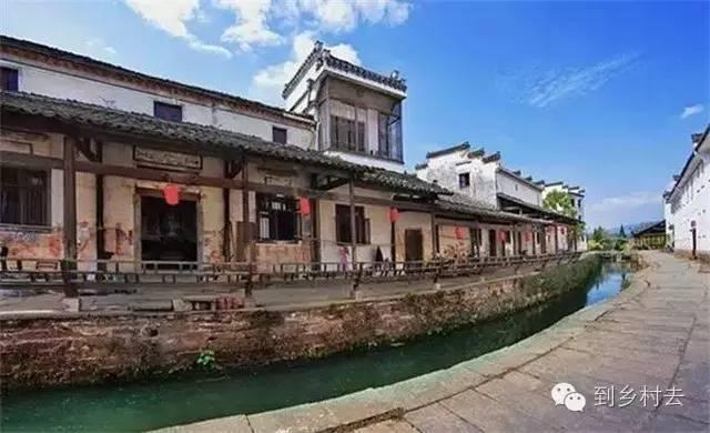 设计酱:忘记乌镇、西塘、周庄吧!这些古镇古村,很美很冷门!_12