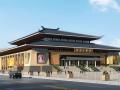 甘肃文化艺术中心场馆抢工方案(四层钢框架支撑+钢砼框剪结构)