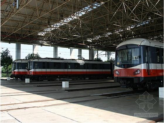 [广东]地铁车辆段运用库工程施工组织设计325页(高支模 无粘结预应力)