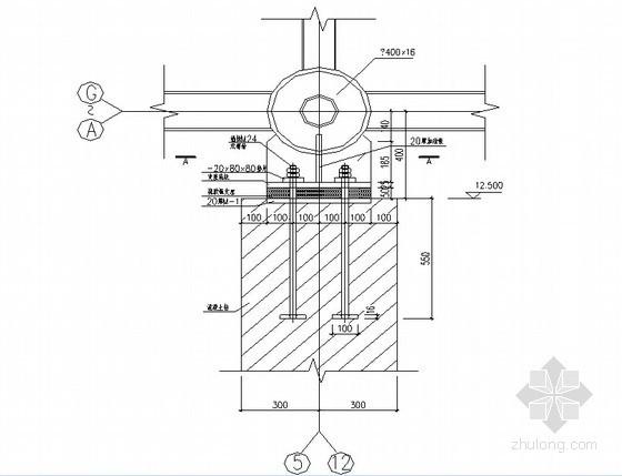 火车站站房工程钢结构施工组织设计(129页)