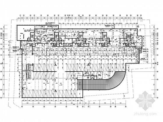 [浙江]17层商业住宅建筑给排水图纸(含地下室)