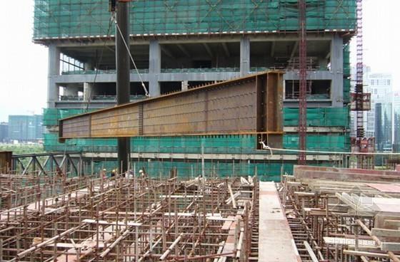 [湖南]框架核心筒结构超高层住宅及商业区施工组织设计(芙蓉杯 366页)