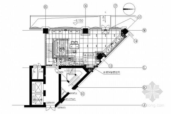 [江西]传统养生茶文化会所室内装修图