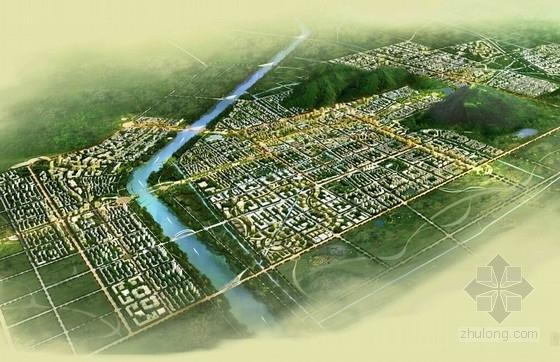 [安徽]大型城市片区规划设计方案文本(三个片区)