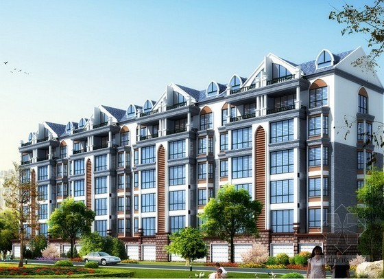 [河南]大型住宅楼施工劳务分包合同(固定单价合同 68页)