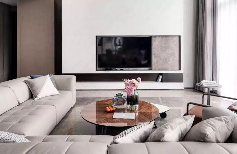 3种电视背景墙设计方法,美观又实用