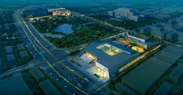 广西来宾十大文化场馆之博物馆建筑设计方案文本