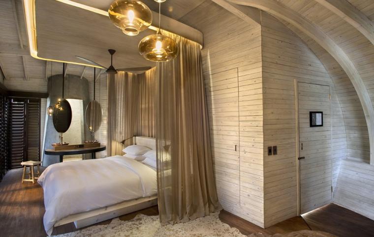 奥卡万戈旅馆NicholasPlewmanArchitects室内设计实景图