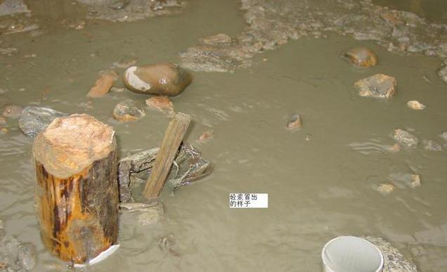 水库大坝水库坝体灌浆工程施工技术
