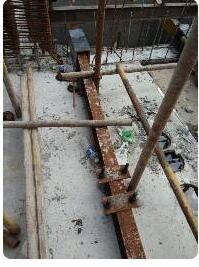 悬挑工字钢的穿剪力墙部位预留洞口需要做锚固吗