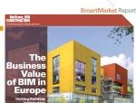 BIM的商业价值(2010欧洲调查报告)