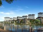 [上海]小高层住宅及联排、独栋别墅方案文本(含办公商业建筑)