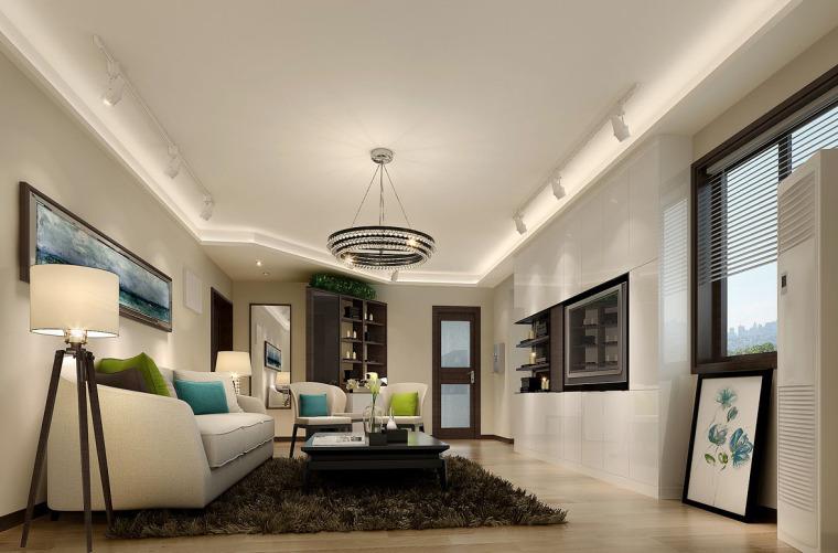 郑州家装设计北欧工业风——新潮实用的家
