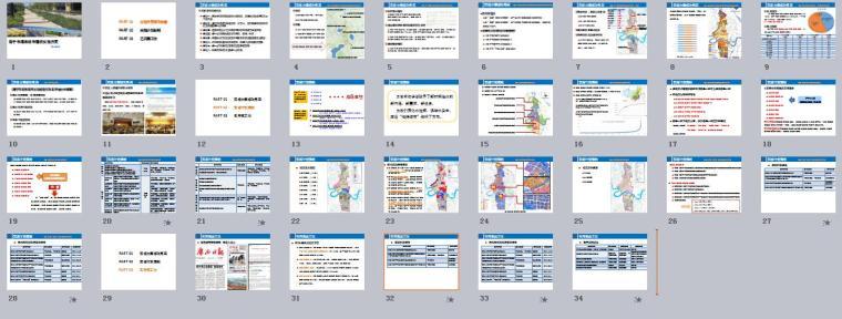 [合集]三套海绵城市试点区域景观实施方案(赠海绵城市案例研究)