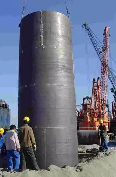 钻孔灌注桩施工中护筒的要求