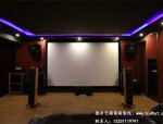 私人家庭影院装修设计