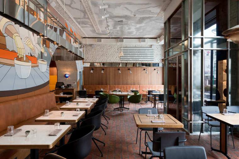 苏维埃时代现代主义酒馆-Classroom-Style