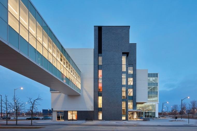 加拿大雪尔顿学院Hazel校园
