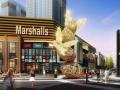 [四川]线形空间时尚休闲商业广场景观设计方案