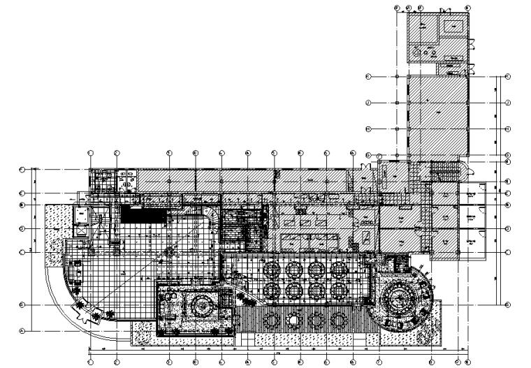 [北京]高端星级酒店设计装饰施工图(含效果图)(含多种客房、豪华套房)