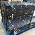佛山泓江CGE-24-A60CM波浪瓦塑料护栏草坪铺装