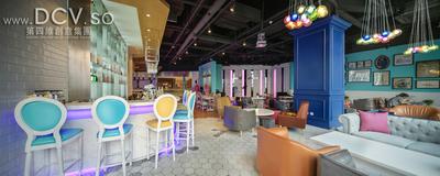 西安餐厅设计-MOSTCOLOR繁色音乐酒吧_6