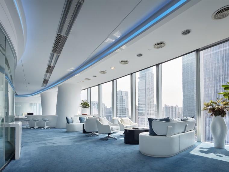 广州盈生力总部办公室