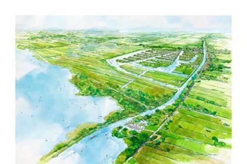 [辽宁]盘锦红海滩温泉小镇总体策划与概念性规划.