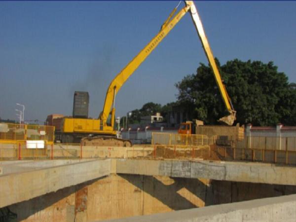 [QC]降低地铁深基坑开挖监测报警率