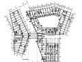 [青岛]德国企业中心框剪结构商业楼施工图(含酒店)