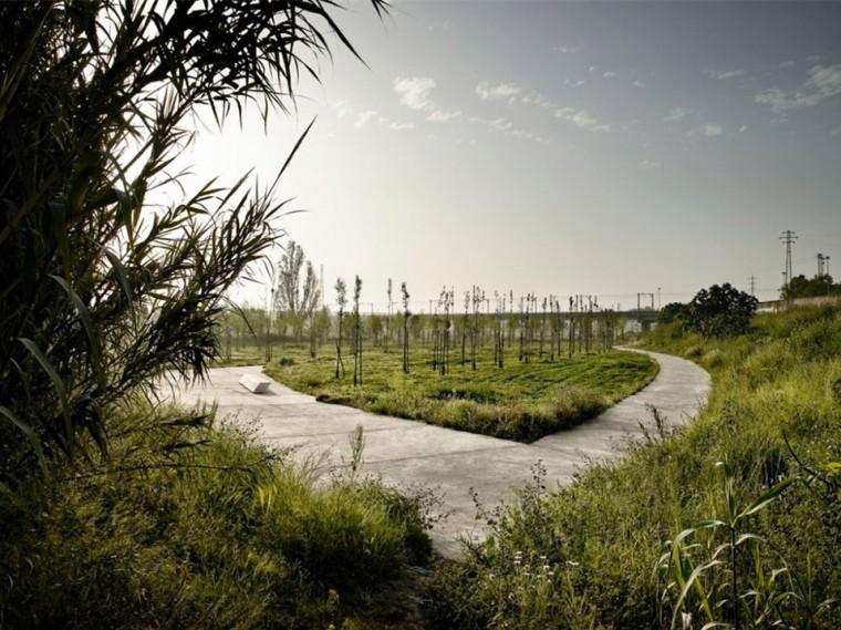 西班牙Llobregat河环境景观