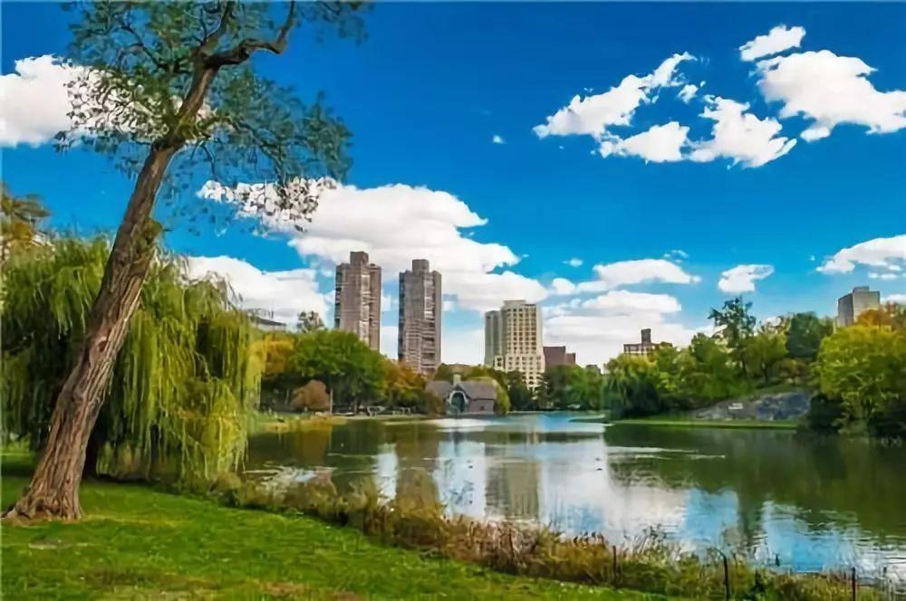 美国景观设计之父|奥姆斯特德和他的纽约中央公园_24