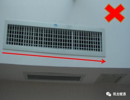 风管安装常见11项质量问题实例,室内机安装质量解析!_38