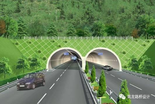 U型钢截面惯性矩资料下载-切削式隧道洞口段结构设计